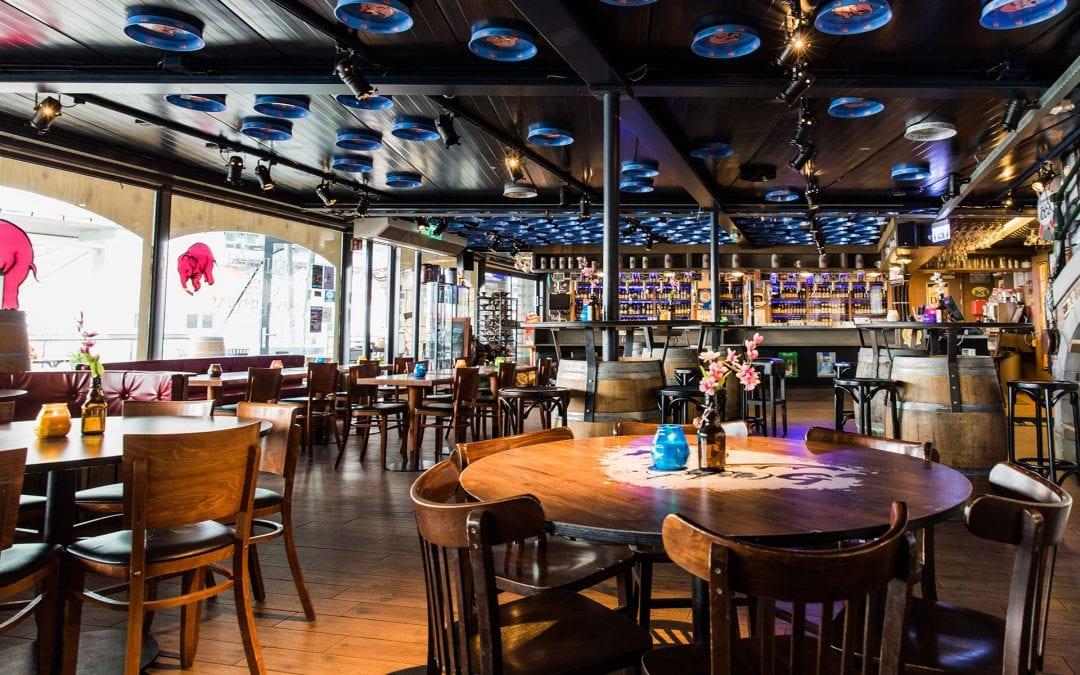 Vijf redenen voor een feestje bij het Delirium Café Amsterdam