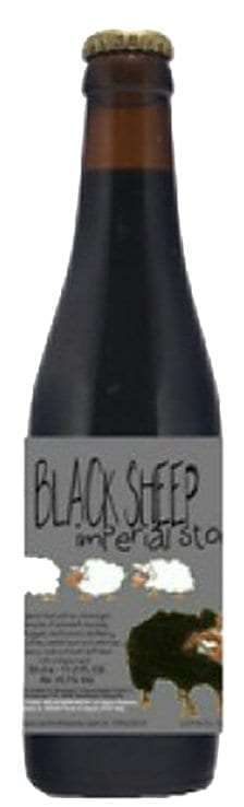 Black sheep imperial stout